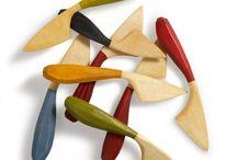 Träslöjd- Smörkniv
