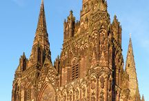 The Historic City of Lichfield