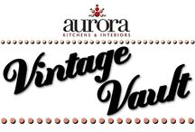 Vintage Vault / Anything vintage, old, and classic.