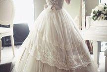 ドレス、色打掛♡