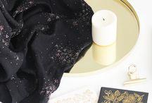 Tissus / Fabrics & Patterns / Jolis tissus, motifs...
