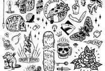 Tattoo ideas..
