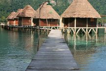 Travel : ora island, Maluku , Indonesia
