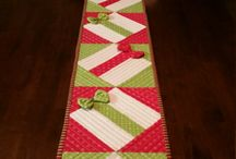 Christmas and winter quilts