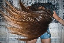 Natural Hair / natural colored hair / by Cristina Vega