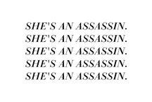 ~ assassin ~