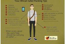 【tourist season】 Africa