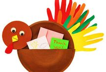 Fall and Thanksgiving / Ideas for fall and thanksgiving for the K-5 classroom
