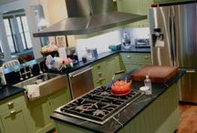 Kitchen Ideas / by Jennifer Vanderbeek
