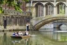 Great places & spaces in Cambridge