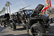 Top 100 Awesome Jeeps / This board is dedicated to all the most awesome Jeeps we can find. These have to be built to the custom nines and look great.