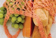 crochet / häkeln - Bags / Taschen / by Wollhase