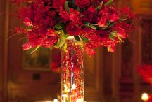 Red Wedding / For a red themed wedding