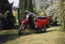 MOTOCYKLY JAWA 50 05 PIONIER / MOTOCYKLY JAWA VYRABANE V ČSSR