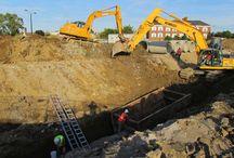 Excavation in Edmonton