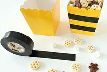 Bee Themed Recipes