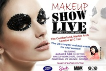 Makeuppro Teaching Events & Appearances  / I am passionate anot making flawless artistry accessible and love teaching it! Images from my freelance teaching in makeup schools, at exhibitions, shows etc
