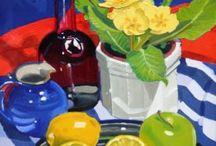 Frank COLCLOUGH-artist / by RGC Art Department