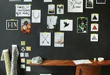Home office / Espacios de trabajo desde casa / Home office workspaces
