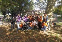 PJ cosplay / Percy Jackson cosplay groups photos
