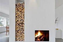Fireplace / by STYLIZIMO