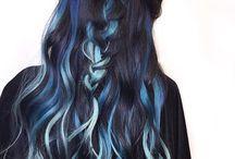 Alisha's hair