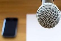 Puhuminen & esiintyminen