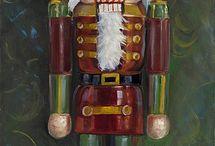щелкунчик,оловянный солдатик