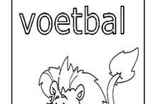 voetbal theme