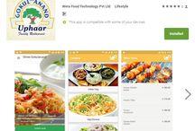 Mobile App for Restaurants / Our New Mobile Applications for Restaurants .