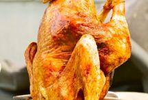 Thanksgiving dinner / by Mandi Hogarth