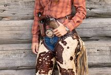 Western chaps and chinks / All about those chaps & chinks