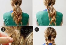Hairstyle For School