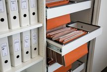 Storage / All too often, great office design is compromised by poor storage solutions. Whether it's filing cabinets, pedestals, cupboards, shelving or mobile storage, efficient, beautifully designed systems make workspaces work harder and look smarter.