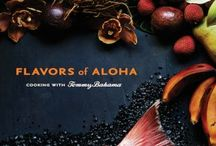Food Travel Books We Love / Books that feature recipes and information about tasty destinations.