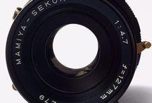 Mamiya Sekor P 127mm f/4.7 Press