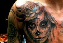 Tattoo Brustbereich