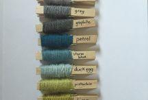 Color palette - paleta de cores
