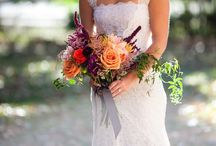 Bridal and Bridesmaid Bouquets / Weddings, Flowers, Bouquets