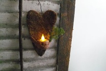 Primitive Valentines Day