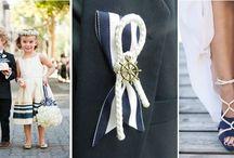 Wesele z motywem marynistycznym / Inspiracje żeglarskie, marynistyczne i morskie w organizacji ślubu i przyjęcia weselnego