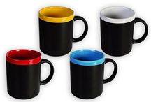 Tassen, Travel Mugs, Müslischalen / Hier gibt es eine Tasse für jeden