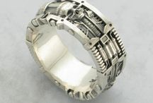biomechanical jewelry