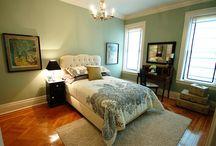 Master Bedroom / by Cassidy Martin