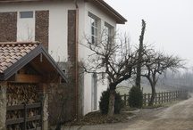 Barricaia del Puntale / Where the Rossi d'Angera Grappa ages in barrique and the place dedicated to tasting experiences. It's also the office of AIS - Italian Sommeliers Association, Varese.