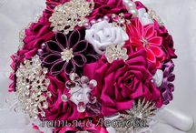 Výrobky z umělých květin