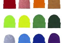 Beanies/Hats / by Julicia 💎💋👑