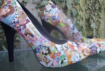 Fashion in shoes / Weird and wonderful