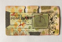 ❤️ My rolodexcards / Mijn eigen werk