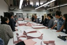 Students from the Fashion Retail Academy